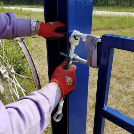 20190707.gate.installation.13